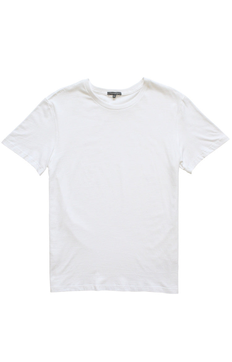 Thread 365 Men's S/S Crewneck Tee - White