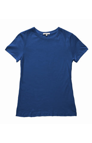 Thread 365 Women's S/S Crewneck Tee - French Blue
