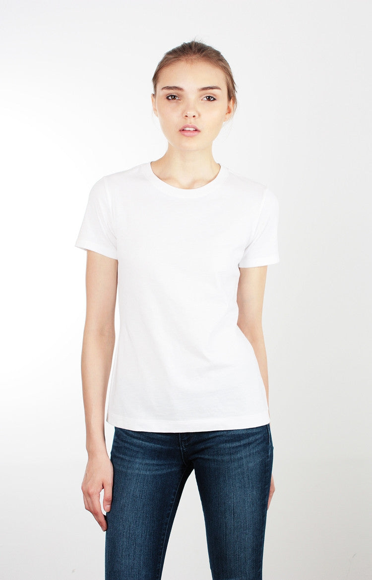 Women's S/S Crewneck Tee - Surplus