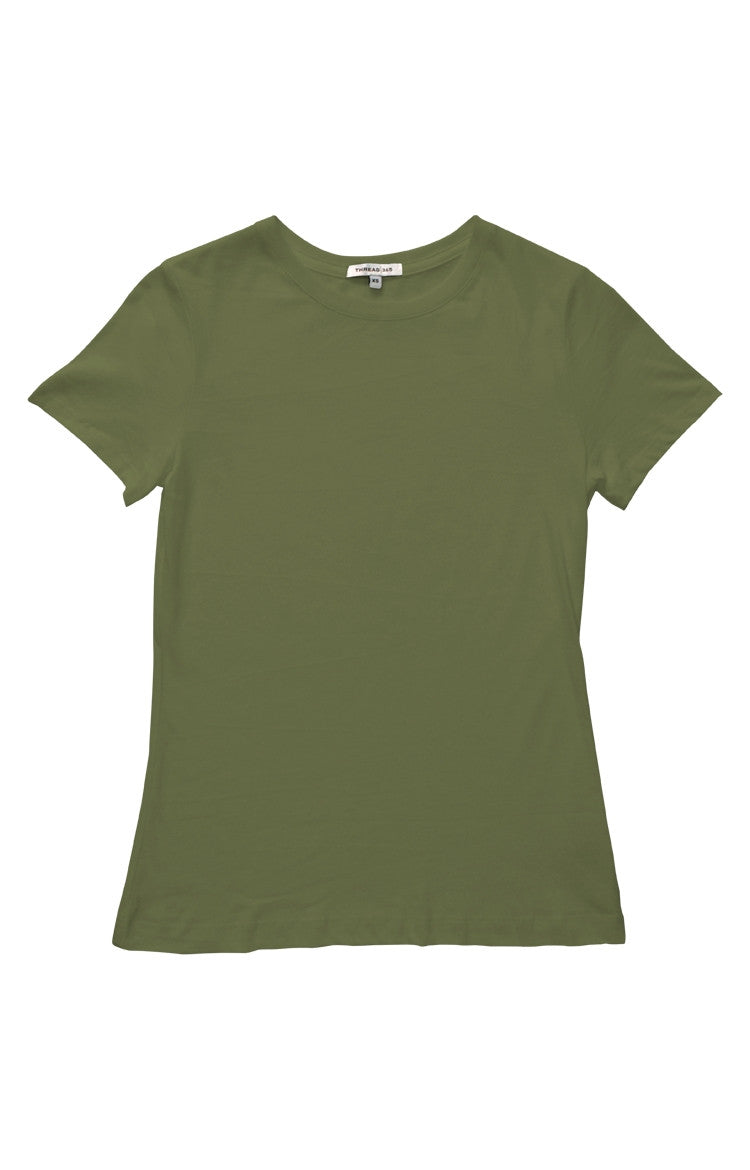 Thread 365 Women's S/S Crewneck Tee - Surplus