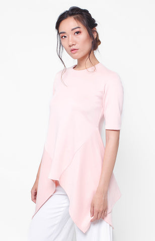 Arabella Top- Blush