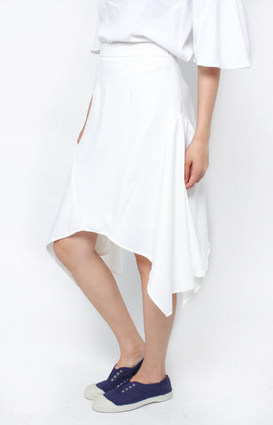 Tatiana Skirt- White