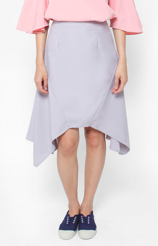 Tatiana Skirt- Gray