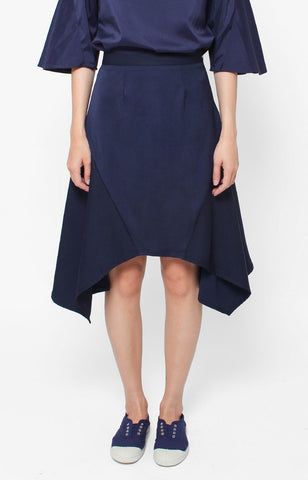 Tatiana Skirt- Navy