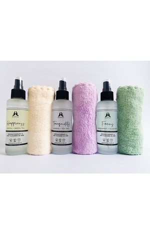 Set of Three    2-in-1 Mat Sprays