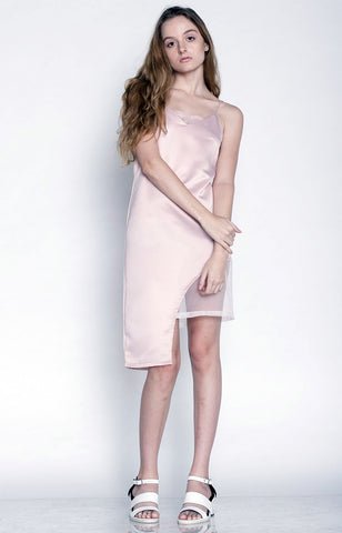 UNDO Clothing Ivy Dress in Blush