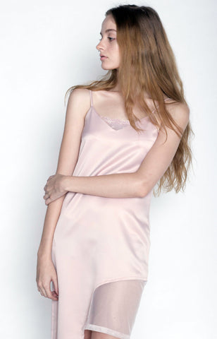 Ivy Dress in Blush