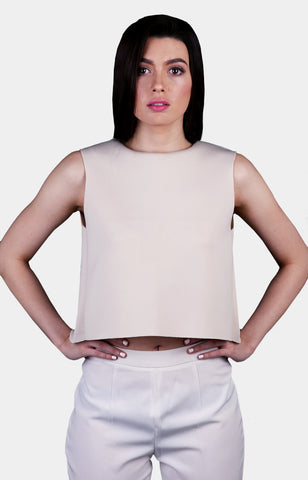 UNDO Clothing Cara Top in Blush
