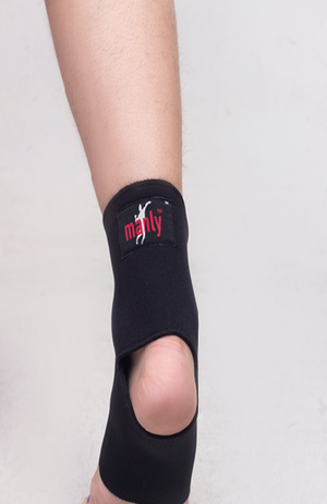 Neoprene Ankle And Heel Support (89-05)