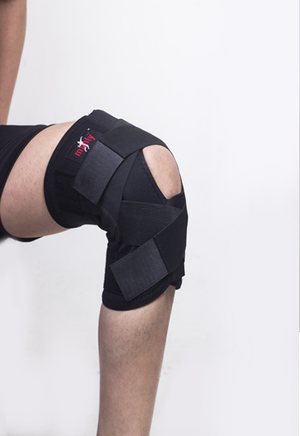 Neoprene Wrap Around Knee Brace (60-15)