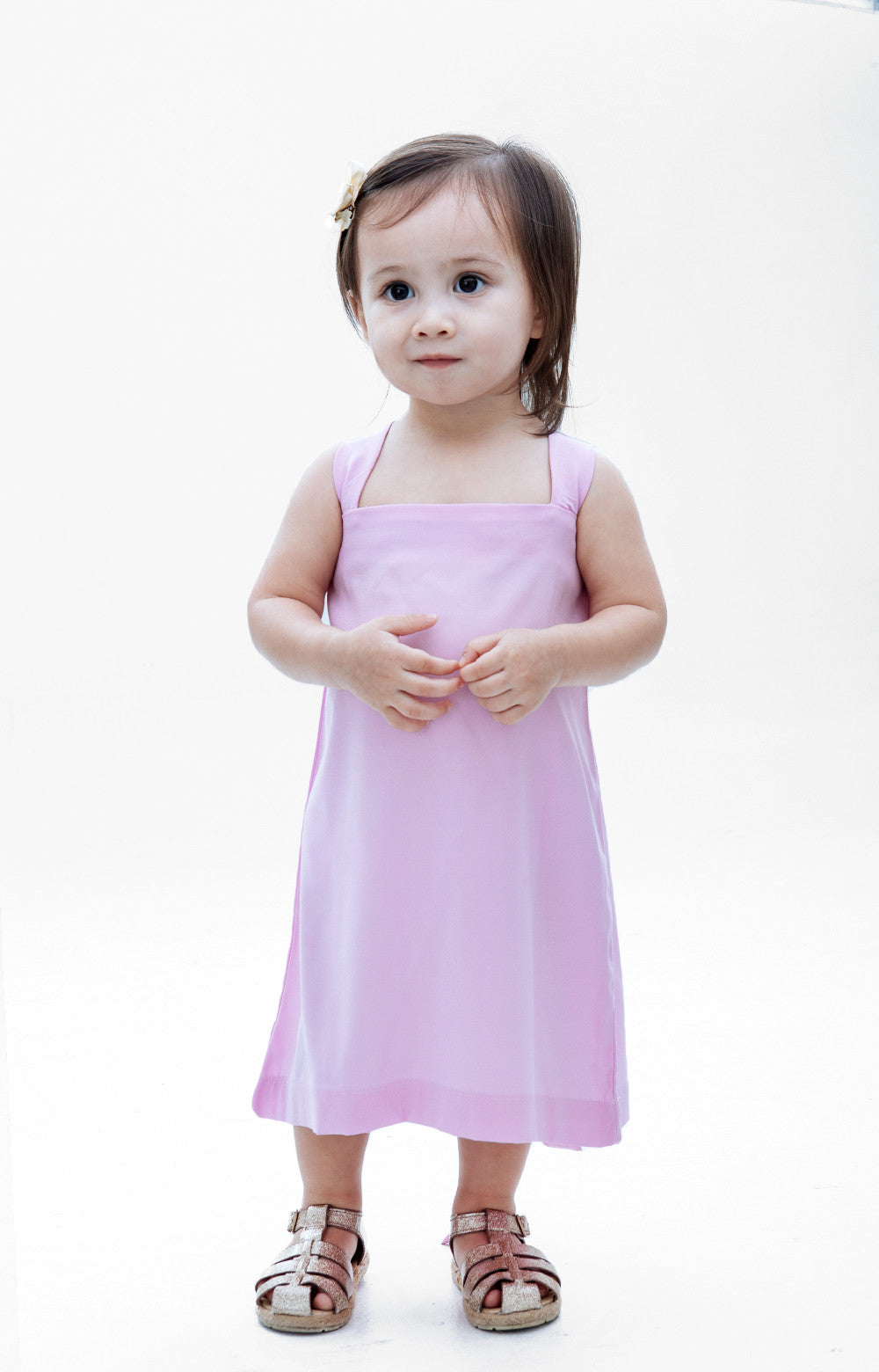 Kids Juliet Dress- Pink