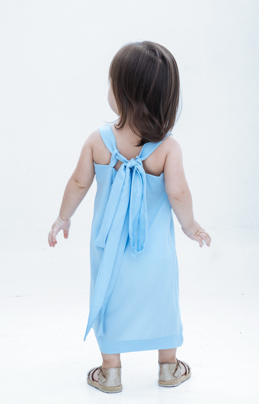 Kids Juliet Dress- Blue