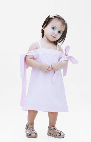 Kids Daniella Dress- Pink