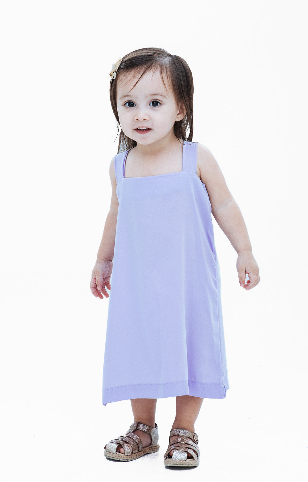 Kids Juliet Dress- Purple