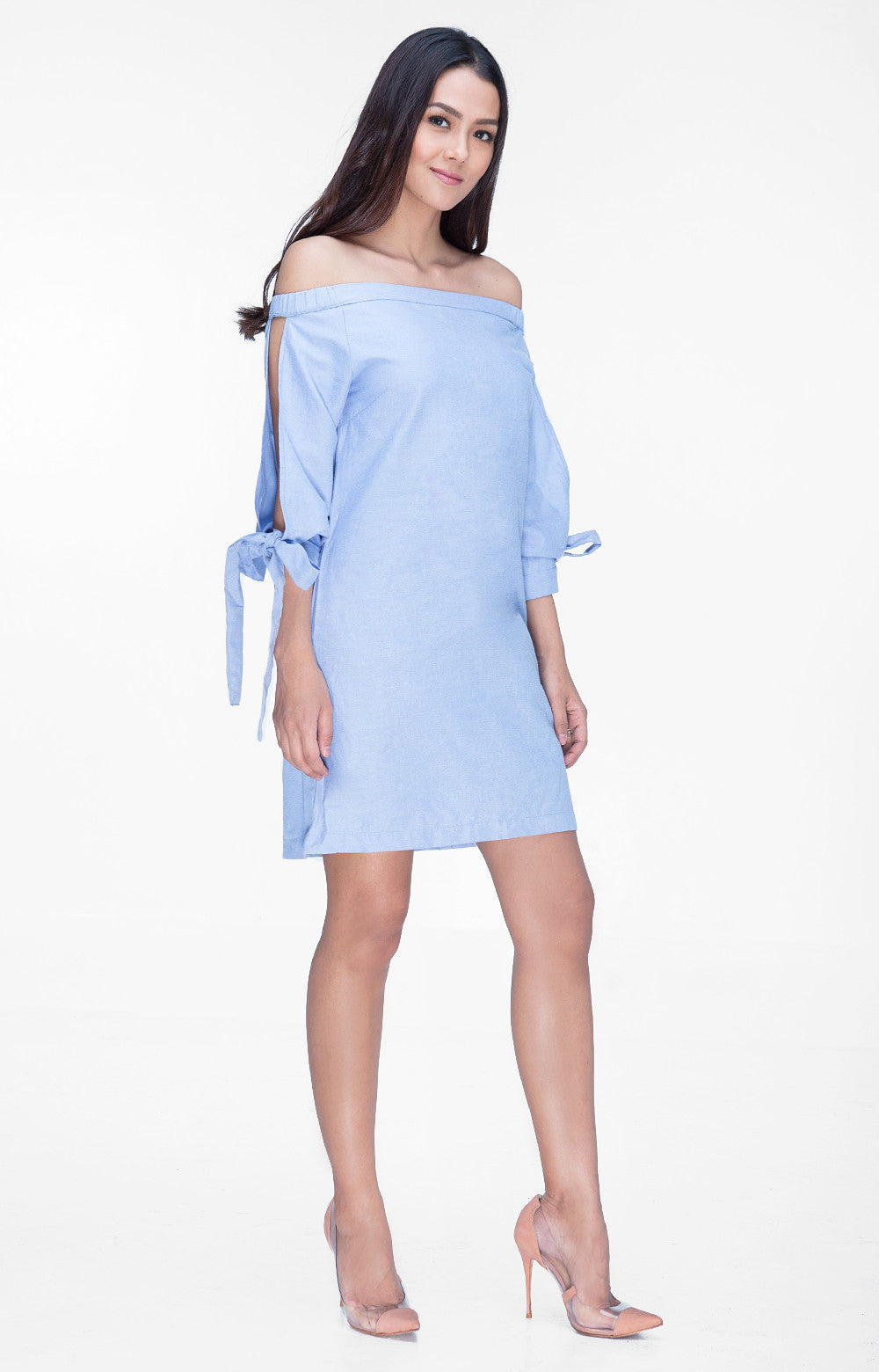 Susana Dress- Dark Blue