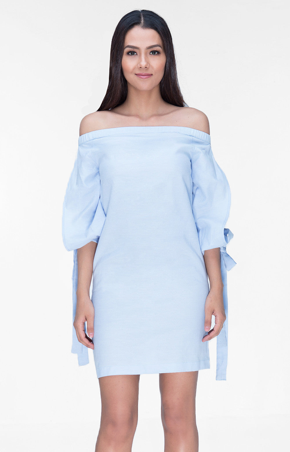Susana Dress- Light Blue