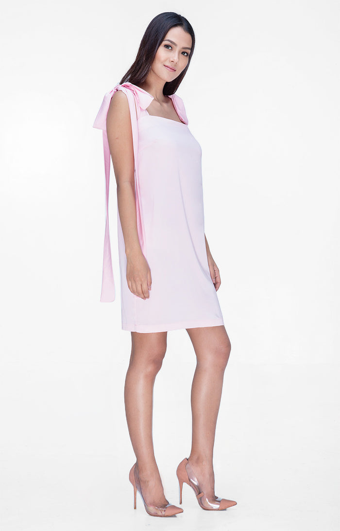 Isabella Dress- Pink