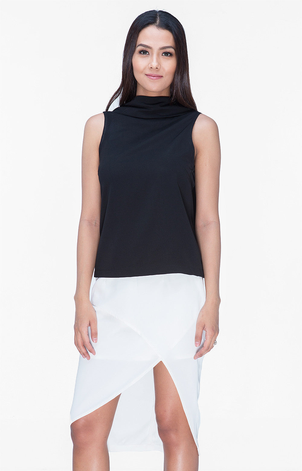 Beatrice Top- Black