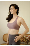 Sculpt Active Sports Bra in Grape Shake