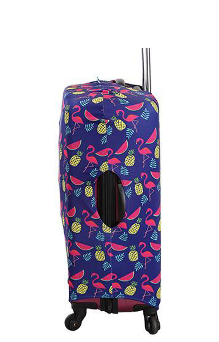 Tropical Paradise Luggage Cover