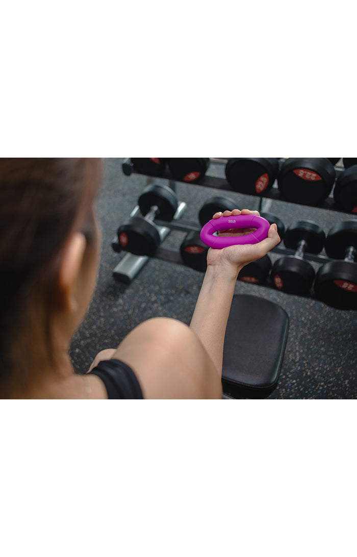 Womanly Silicone Hand Grip