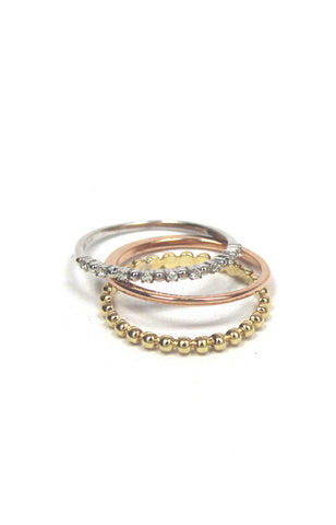 Dainty Stackable Ring