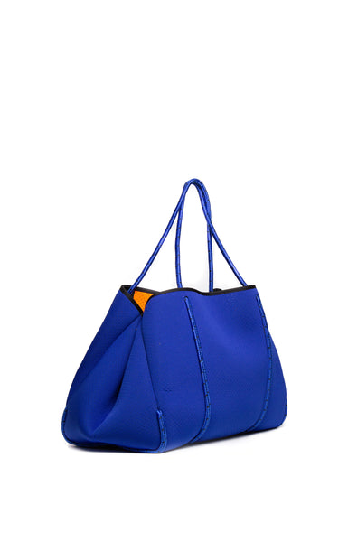 Colin Tote Bag in Blue