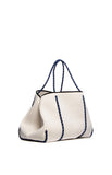 Colin Tote Bag in White