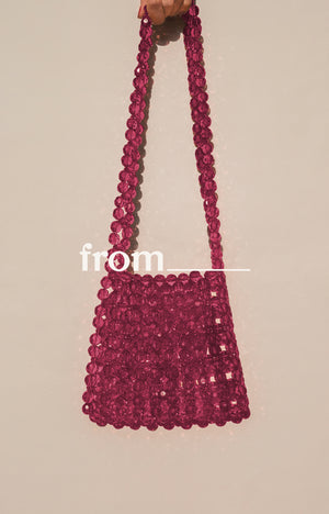 Mini Tote in Gumdrop