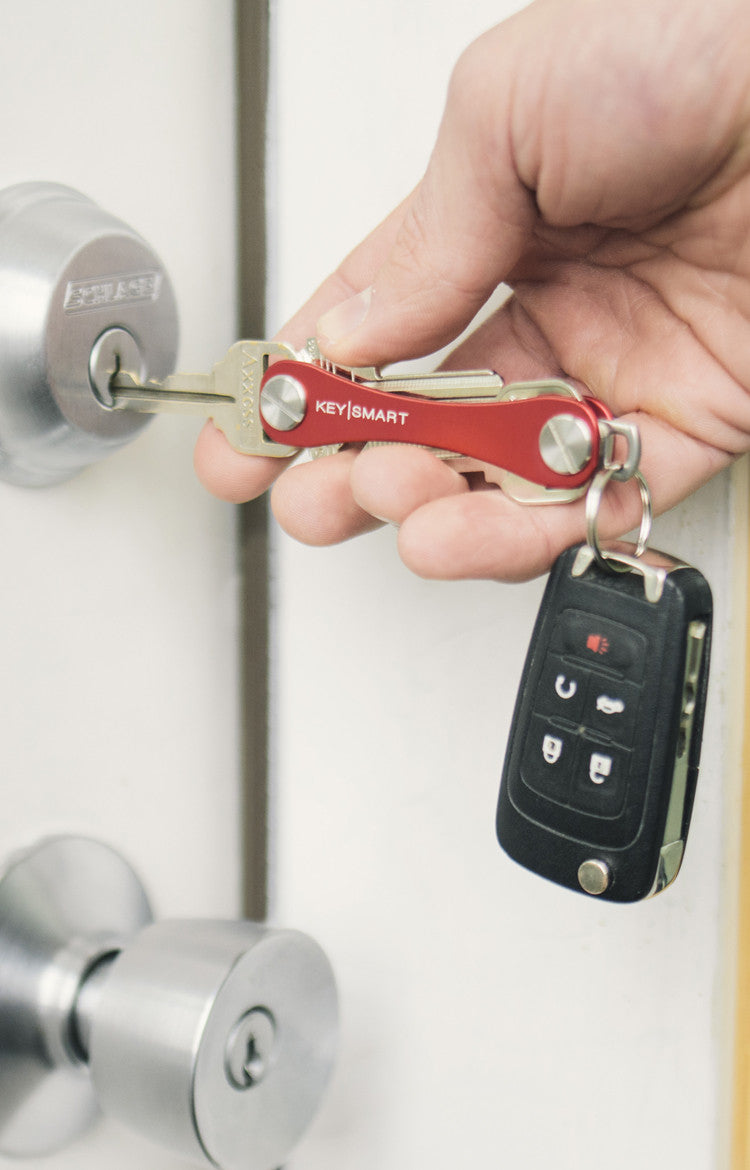 Keysmart Red