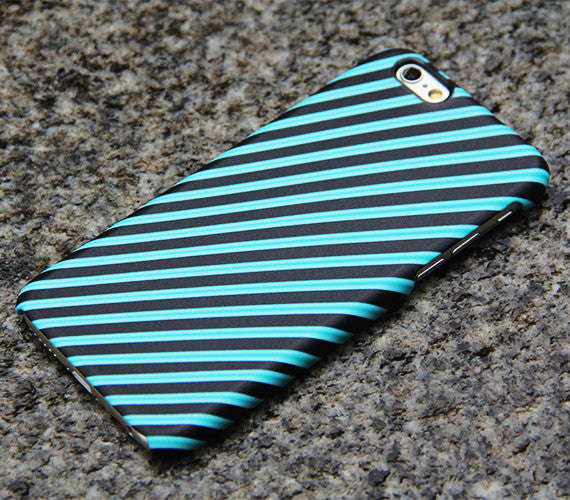 Green iPhone XR case iPhone XS Max plus case Black iPhone 8 SE  4 Case Stripes Samsung Galaxy S8 S6  Note 3 Case 010 - Apple iPhone Xs/iPhone Xr case by Retina Designs