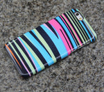 Zebra iPhone XR case Rainbow iPhone XS Max plus Case iPhone 8 SE  Samsung Galaxy S8 S6  Case Pink Blue Black 013