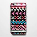 Native American iPhone XR Case iPhone XS Max plus Case Tribal Pattern  iPhone 8 SE Case Aztec Samsung S6 edge S6  Note 3 Case 027 - Retina