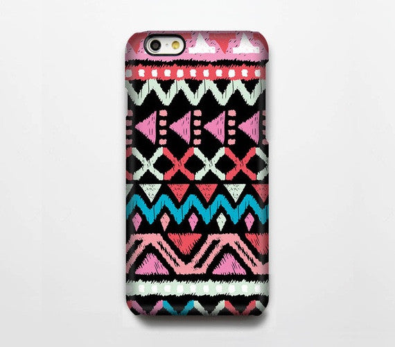 Native American Tribal iPhone XS Max Case Galaxy S8 Plus Case  Case Samsung Galaxy Note 5 Case s6-027 - Apple iPhone Xs/iPhone Xr case by Retina Designs