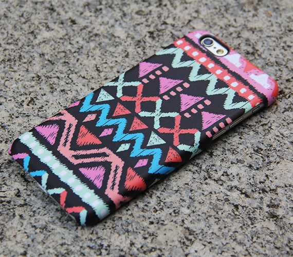 Native American iPhone 6s Case iPhone 6 plus Case Tribal Pattern  iPhone 5S 5 iPhone 5C Case Aztec Samsung S6 edge S6 S5 S4 Note 3 Case 027
