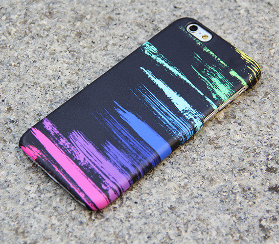 Rainbow Graffiti Samsung Galaxy S7 Edge S7 Case Galaxy S8+  S3 Samsung Note 5/3/2 Cover S7-03