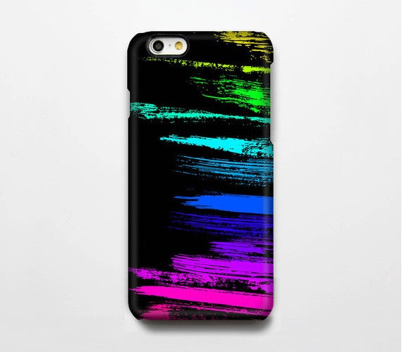 competitive price be375 a884c Abstract Rainbow Graffiti iPhone XS Max Case Pink iPhone XS Max plus Case  Matte iPhone 8 SE Case Samsung Galaxy S5/Note 3 Case 03