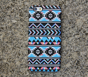 Retro Aztec iPhone XS Max s Case iPhone XS Max plus Case Chevron iPhone 8  Case Geometric Samsung Galaxy S8 S6  Note 3 Case 032