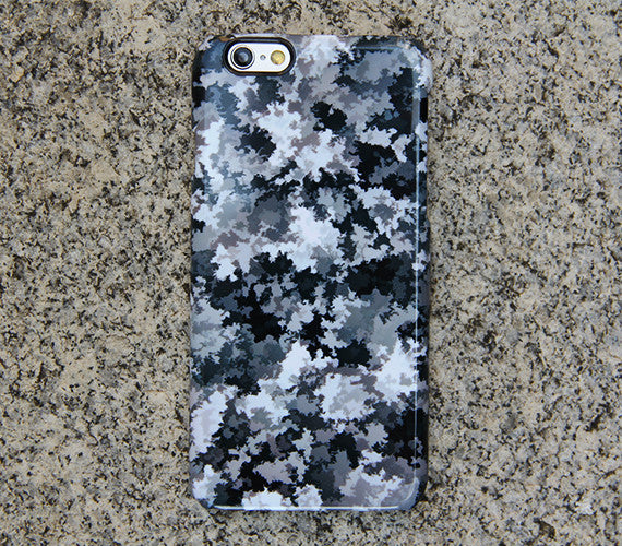 Copy of Abstract Camouflage iPhone XR Case iPhone XS Max Case Army iPhone 8 SE  Case Men style Samsung Galaxy S8 S6  Case 035-1 - Apple iPhone Xs/iPhone Xr case by Retina Designs