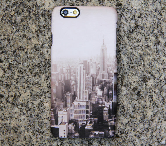 Retro New York City NYC Empire Galaxy S8 Plus Case Galaxy S7 Case Samsung Galaxy Note 5  Phone Case s6-044