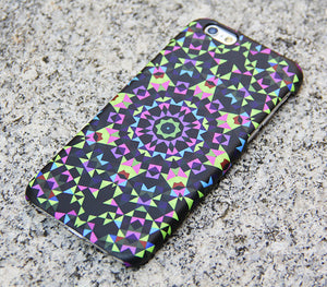 Tribal Geometric iPhone XR case iPhone XS Max plus Flower iPhone 8 SE  Case Samsung Galaxy S8 S6  Note 3 Case 049 - Apple iPhone Xs/iPhone Xr case by Retina Designs