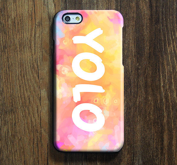 YOLO Quotes iPhone XR Case iPhone XS Max plus Case Ethnic  SE  Case Abstract Samsung Galaxy S8 S6  Case 090 - Apple iPhone Xs/iPhone Xr case by Retina Designs