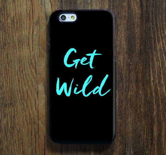 Get Wild Slogan Quotes iPhone XR Case iPhone XS Max plus Ethnic iPhone 8 SE  4 Case Samsung Galaxy S8 S6  Case 094 - Apple iPhone Xs/iPhone Xr case by Retina Designs