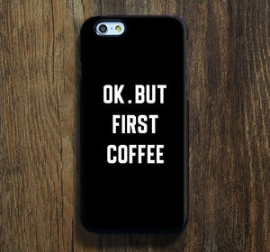 coffee iphone xs max case