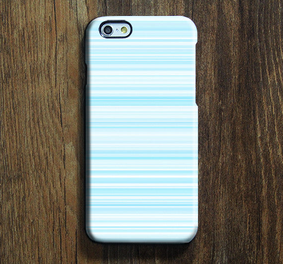 Pastel Blue Stripe Lines iPhone XR Case Galaxy S8 Case iPhone XS Max Cover iPhone 8 SE Samsung Galaxy S8   Galaxy Note case 132 - Apple iPhone Xs/iPhone Xr case by Retina Designs