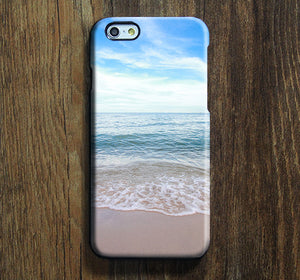 Sky Cloud Sea Beach iPhone XR Case Galaxy S8 Case iPhone XS Max Cover iPhone 8 SE Samsung Galaxy S8   Galaxy Note case 136 - Apple iPhone Xs/iPhone Xr case by Retina Designs