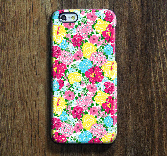 Seamless Colorful Floral iPhone XR Case Galaxy S8 Case iPhone XS Max Cover iPhone 8 SE  4 Samsung Galaxy S8   Galaxy Note case 139