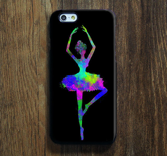 Ballet Dancer iPhone XR Case iPhone XS Max plus Case iPhone 5 Case Galaxy Case 3D 148 - Apple iPhone Xs/iPhone Xr case by Retina Designs