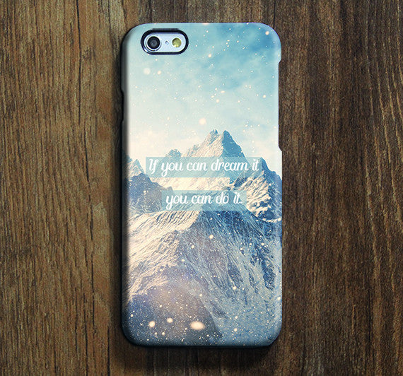 factory price 6dea1 ae344 Snow White Everest Mountain Quote iPhone XR Case Galaxy S8 Case iPhone XS  Max Cover iPhone 8 SE Galaxy S8 Galaxy S7 Galaxy Note 5 Phone Case 160