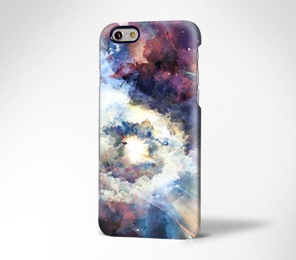 Nebula Space iPhone XR Case Galaxy S8 Case iPhone XS Max Cover iPhone 8 SE Galaxy S8 Case 164 - Apple iPhone Xs/iPhone Xr case by Retina Designs